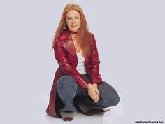 Melissa Joan Hart - Desktop Nexus Wallpapers I want her red hair!!