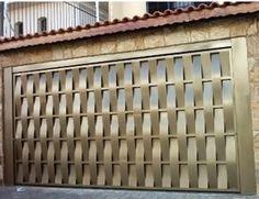 Manufacturer Shutter Doors And Gates India Steel Gate Design, Iron Gate Design, House Gate Design, Gate House, House Front Design, Door Design, Metal Gates, Iron Gates, Compound Wall Design
