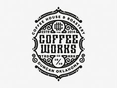 Works Badge - logo by Joe White