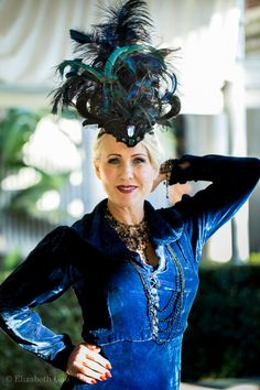 Vintage Runway + Afternoon Tea with A touch of Etiquette with Miss Chrissy at Rippon Lea Estate