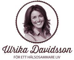 Ulrika Davidsson :: För en hälsosammare livsstil