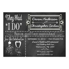 The best place          After Wedding Trendy Chalkboard Invitation           After Wedding Trendy Chalkboard Invitation We have the best promotion for you and if you are interested in the related item or need more information reviews from the x customer who are own of them before please fol...Cleck link More  http://www.zazzle.com/after_wedding_trendy_chalkboard_invitation-161577726580780402?rf=238627982471231924zbar=1tc=terrest