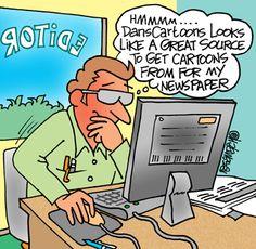 Editorial Cartoonist Interview - CARTOONS | CUSTOM ILLUSTRATIONS