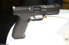 9x19 пистолет Стриж / Strike One