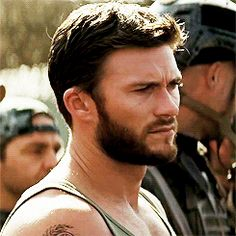 """Scott Eastwood will be the entire reason i see """"suicide squad"""" tbh"""