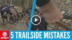 Watch: Top 5 Trailside Mistakes To Avoid {#bike|#cyclediscovery1|#cycling|#ciclismo|#lavuelta|#vueltaaespaña|#LV2016|#spain|#roadcycling|#cyclinglife|#cycling|#cyclingphotos|#Ciclismoafondo}