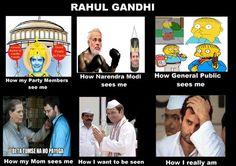 What are the best jokes on Rahul Gandhi? - Quora