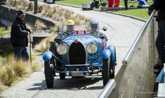 Una splendida #Bugatti partecipa all'evento #FranciacortaHistoric2013