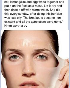 Helps clear skin, amazing!