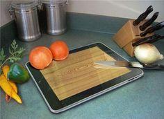 ¿Nuevo uso del iPad...?