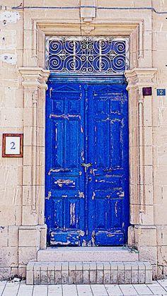Old door- Nicosia