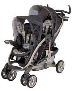 Graco Quattro Tour Duo Classic Connect Stroller, Vance. Details at http://youzones.com/graco-quattro-tour-duo-classic-connect-stroller-vance/