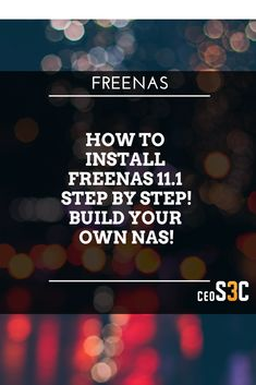 10 Best FreeNAS | FreeNAS Tutorials & Guides (Also PLEX!) images in