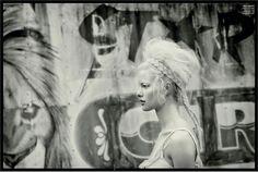 Hannah Holman - Photography by Max Doyle  --  Vogue Australia