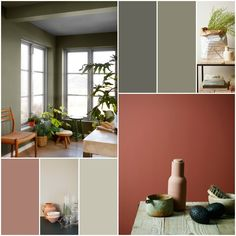 Jotun fargekart 2016 - A journey of colour and lifestyle - Anette Willemine Paint Colors For Living Room, Room Colors, House Colors, Interior Design Living Room, Living Room Decor, Bedroom Decor, Girls Bedroom, Paris Decor, New Room