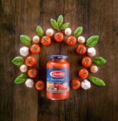 Barilla sauce USA on Behance