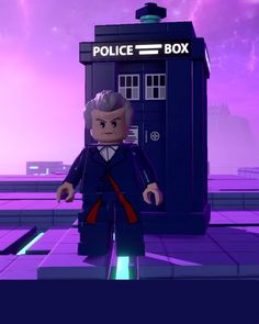 DOCTOR WHO Announced For LEGO DIMENSIONS, Here's The Trailer