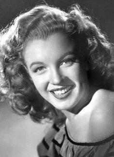 Norma Jeane c 1947.