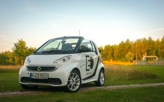 Fully electric! Unterwegs im smart fortwo electric drive