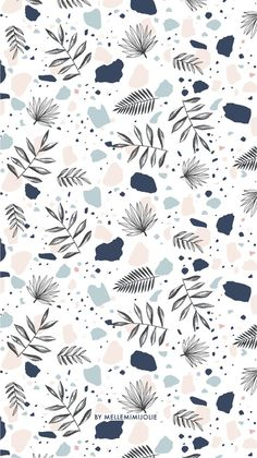 29 New ideas wall paper iphone girly pattern Wallpaper Free, Iphone Background Wallpaper, Tumblr Wallpaper, Flower Wallpaper, Lock Screen Wallpaper, Wall Wallpaper, Wallpaper Quotes, Trendy Wallpaper, Winter Iphone Wallpaper