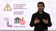 Perché i fondi pensione sono utili Pietro Cazzaniga