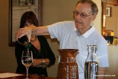 The Reverse Wine Snob: Delighting in the Dry Creek Valley. Jim Pedroncelli of Pedroncelli Winery.