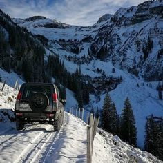 Land Rover Discovery 2, Winter Tyres, Mount Rainier, Mount Everest, Mountains, Nature, Travel, Cars, Instagram