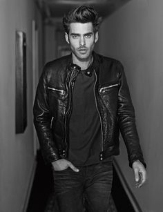 Jon Kortajarena- 7 For All Mankind Fall/Winter 2014 Campaign