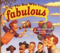 """This book would be a great way to introduce the concept of retiring worn out words. In The Boy Who Cried Fabulous a boy uses the word """"fabulous"""" way too much, so his parents ban the word. Turns out there are a lot of other words with which he can express the wonder with which he views his world."""