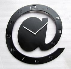 Art wall clock / YouTime Clock