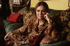 """Inspirational quotes by famous women: GLORIA STEINEM """"Dreaming, after all, is a form of planning."""""""