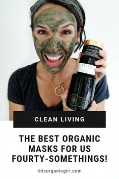These are the best three organic face masks to support maturing skin. If you want healthy skin; exfoliation and hydration are non-negotialbes! #thisorganicgirl #organicfacemasks #organicskincare #bestfacemasks #giveaway #VaselineBeautyTips Organic Beauty, Organic Skin Care, Natural Skin Care, Natural Beauty, Organic Face Products, Beauty Products, Vaseline Beauty Tips, How To Clean Makeup Brushes, Moisturizer With Spf