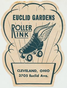 Euclid Gardens Roller Rink - Cleveland, Ohio