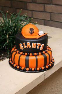 SF Giants Cake | cakes by narleen kristel