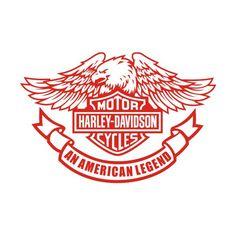 Harley-Davidson Decals | Cutting Sticker > Sticker Harley Davidson