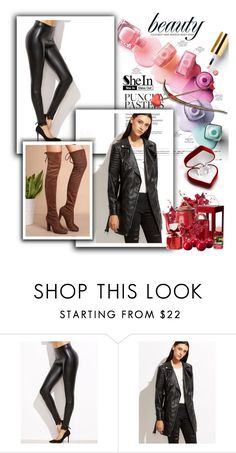 """""""Shein 4"""" by amelaa-16 ❤ liked on Polyvore featuring WithChic and shein"""