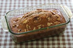 Best Ever Homemade Zucchini Bread Recipe