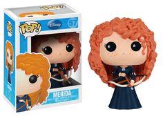 Disney Princess Merida Cabezon 10cm Bobble: Amazon.es: Juguetes y juegos