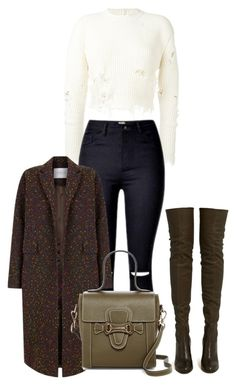 """""""Untitled #1462"""" by social-outcast-16 on Polyvore featuring adidas Originals, The 2nd Skin Co., Mario Valentino and ALEXA WAGNER"""