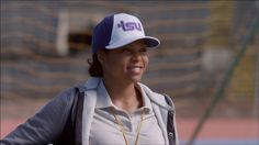 Taraji P Henson - Catana Starks  - In the Rough, golf movie...