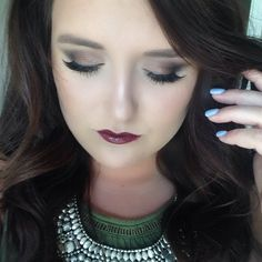 Fall Inspired Makeup Look | Kaylee Lyn Beauty