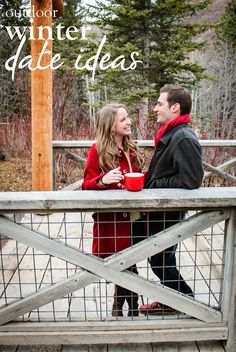 30 Winter Date Ideas - A Mom's Take