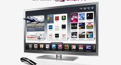 Design sofisticado e desempenho excepcionalTenha mais do que uma simples TV na sala da sua casa! Chegou aTV LG 72LM9500.Com72 polegadase supertela de LED Plus,você vai ter imagens com nitidez impressionante. Quer mais? Assistaconteúdos em 3De converta 2D para 3D facilmente. E usufrua de tudo o que umaSmart TVtem para oferecer. Navegue livremente pela internet e acesse uma infinidade de conteúdos.Conta, também, com oMagic Remote Voice,um controle interativo e dinâmico comcomando…
