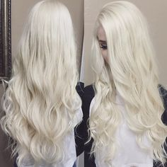Excellent choice of color. This is a great blonde color. If you are trying to get a color like this try Aloxxi Hair Color.