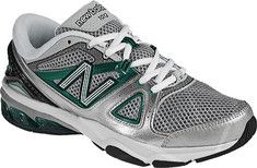 New Balance WX1012 - Silver with FREE Shipping & Returns. New Balanc'es premier stability trainer provides the perfect combination of
