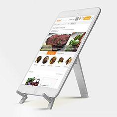 Portable Kitchen Tablet Cookbook Stand for iPads, iPad mi... https://www.amazon.com/dp/B01MTYSACY/ref=cm_sw_r_pi_dp_x_XHi7ybJX48T08