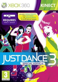 Just Dance 3 (Special Edition) - Kinect Required (Xbox 360): Amazon.co.uk: PC & Video Games