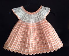 Jolie robe pour fillette / cute dress for girl - BBerthe
