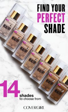 Finally a hydrating, vitamin-infused formula for beautiful, buildable coverage that glides on smoothly for a flawless look. A special antioxidant and vitamin complex plus SPF 20 work together to make your skin look healthy all day. Give your skin a luminous glow. Available in multiple shades from light to deep. Find your shade today.