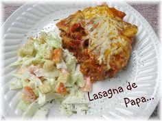 Los Inventos de Lisa: Lasagna de Papa